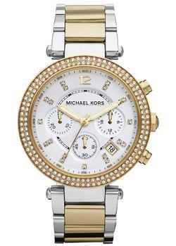 Michael Kors Часы Michael Kors MK5626. Коллекция Parker цена и фото