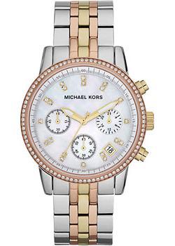 Michael Kors Часы Michael Kors MK5650. Коллекция Ritz michael kors часы michael kors mk5020 коллекция ritz
