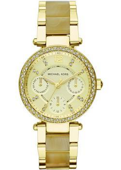 Michael Kors Часы Michael Kors MK5842. Коллекция Parker  женские часы michael kors mk3365