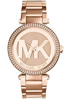 Michael Kors Часы Michael Kors MK5865. Коллекция Parker все цены