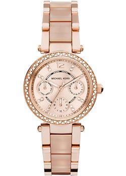 цена Michael Kors Часы Michael Kors MK6110. Коллекция Parker онлайн в 2017 году