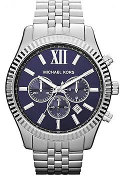 Michael Kors Часы Michael Kors MK8280. Коллекция Lexington michael kors lexington mk3284
