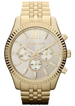 все цены на  Michael Kors Часы Michael Kors MK8281. Коллекция Lexington  в интернете