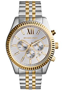Michael Kors Часы Michael Kors MK8344. Коллекция Lexington michael kors lexington mk3284