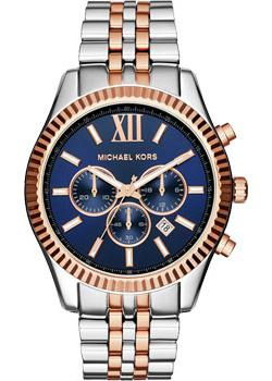 Michael Kors Часы Michael Kors MK8412. Коллекция Lexington michael kors lexington mk3284