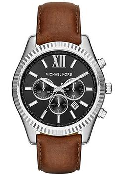 Michael Kors Часы Michael Kors MK8456. Коллекция Lexington michael kors lexington mk3284