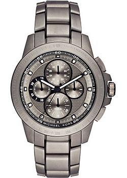 цена Michael Kors Часы Michael Kors MK8530. Коллекция Ryker онлайн в 2017 году