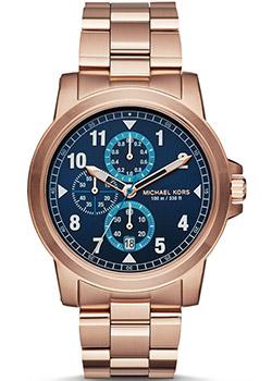 цена Michael Kors Часы Michael Kors MK8550. Коллекция Paxton онлайн в 2017 году