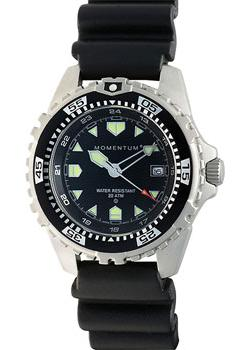 Momentum Часы Momentum 1M-DV02B1B-AC. Коллекция M1 Black momentum часы momentum 1m dv11wl1l коллекция m1 twist