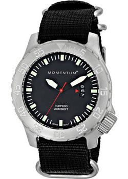 Momentum Часы Momentum 1M-DV74B7B. Коллекция TORPEDO momentum часы momentum 1m sp76b1b коллекция base layer