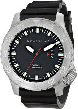 Momentum Часы Momentum 1M-DV74B9B. Коллекция TORPEDO стоимость
