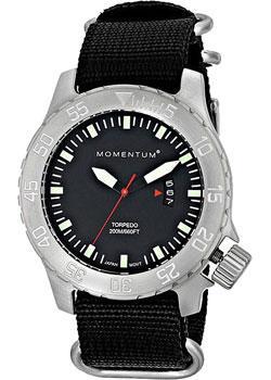 Momentum Часы Momentum 1M-DV74BS7B. Коллекция TORPEDO стоимость