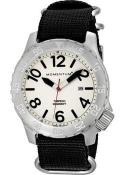 купить Momentum Часы Momentum 1M-DV74L7B. Коллекция TORPEDO по цене 6400 рублей
