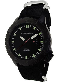 Momentum Часы Momentum 1M-DV76B7B. Коллекция TORPEDO momentum часы momentum 1m sp76b1b коллекция base layer