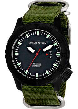 Momentum Часы Momentum 1M-DV76B7G. Коллекция TORPEDO momentum часы momentum 1m sp18ls1b коллекция flatline