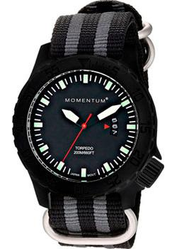 Momentum Часы Momentum 1M-DV76B7S. Коллекция TORPEDO momentum часы momentum 1m sp76b1b коллекция base layer