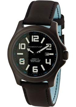 Momentum Часы Momentum 1M-SP06BS12B. Коллекция COBALT V momentum часы momentum 1m dv62ws1w коллекция deep 6