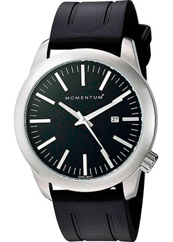 Momentum Часы Momentum 1M-SP10B1B. Коллекция M1 Black brilliant 04376 75