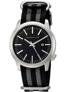Momentum Часы Momentum 1M-SP10B7S. Коллекция M1 Black часы kenneth cole kenneth cole ke008dmwtw72