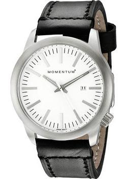 Momentum Часы Momentum 1M-SP10W2B. Коллекция Logic SS momentum часы momentum 1m dv62ws1w коллекция deep 6