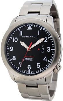 Momentum Часы Momentum 1M-SP18BS0. Коллекция Flatline