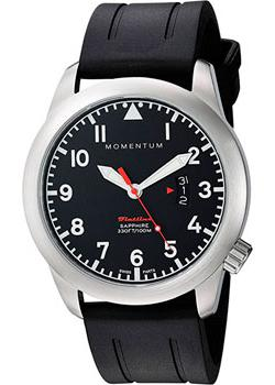 Momentum Часы Momentum 1M-SP18BS1B. Коллекция Flatline momentum часы momentum 1m dv62ws1w коллекция deep 6