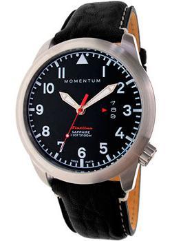 Momentum Часы Momentum 1M-SP18BS2B. Коллекция Flatline momentum часы momentum 1m dv62ws1w коллекция deep 6