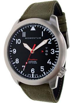 Momentum Часы Momentum 1M-SP18BS6G. Коллекция Flatline momentum 1m dv56u2b