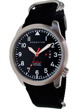 Momentum Часы Momentum 1M-SP18BS7B. Коллекция Flatline momentum часы momentum 1m dv11wl1l коллекция m1 twist