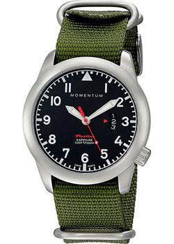 Momentum Часы Momentum 1M-SP18BS7G. Коллекция Flatline momentum часы momentum 1m dv62ws1w коллекция deep 6
