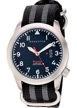 Momentum Часы Momentum 1M-SP18BS7S. Коллекция Flatline momentum часы momentum 1m sp18ls1b коллекция flatline