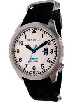 купить Momentum Часы Momentum 1M-SP18LS7B. Коллекция Flatline по цене 11400 рублей