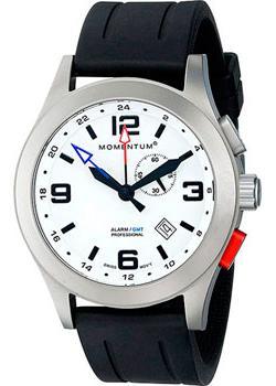 Momentum Часы Momentum 1M-SP58L1B. Коллекция VORTECH GMT ALARM momentum 1m sp58l1b
