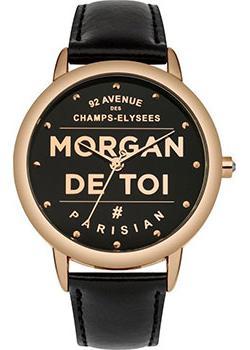 цена Morgan Часы Morgan M1259BRG. Коллекция PAULETTE