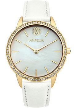 Morgan Часы Morgan M1260WG. Коллекция Adrienne morgan часы morgan m1242trg коллекция elodie
