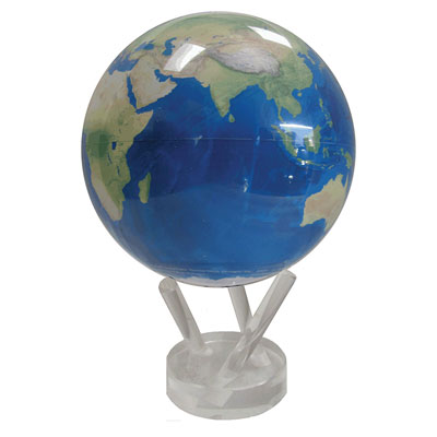 Mova Globe Самовращающийся глобус Mova Globe MG-45-STE-NE рюкзак globe globe gl007bmbemv6