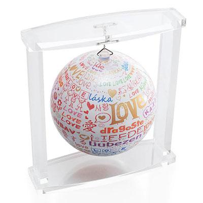 Mova Globe Самовращающийся глобус Mova Globe MP-45-LOVE рюкзак globe globe gl007bmbemv6