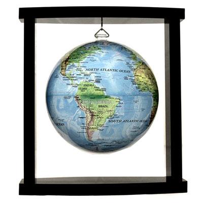 Mova Globe Самовращающийся глобус Mova Globe MP-45-RBE