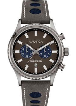 Nautica Часы Nautica NAI18511G. Коллекция Chrono turbo