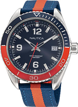 Часы Nautica Key Biscayne Box Set NAPKBF010