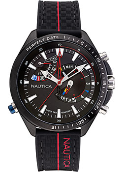 Часы Nautica Star world NAPSWS002