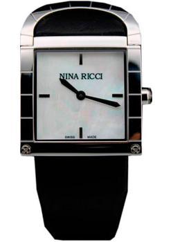 Nina Ricci Часы Nina Ricci N049002SM. Коллекция N049 nina ricci часы nina ricci n049002sm коллекция n049
