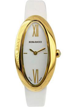 Nina Ricci Часы Nina Ricci NR052003. Коллекция N052 серьги nina ricci nr 70187721115000