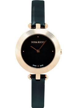 Nina Ricci Часы Nina Ricci NR065004. Коллекция N065 кеды из кожи nina v
