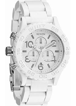 Nixon Часы Nixon A037-1255. Коллекция 42-20 Chrono цена и фото