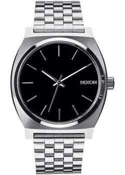 Nixon Часы Nixon A045-000. Коллекция Time Teller часы nixon time teller deluxe leather navy sunray brow