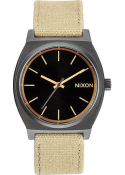 Nixon Часы Nixon A045-1711. Коллекция Time Teller часы nixon time teller deluxe leather navy sunray brow