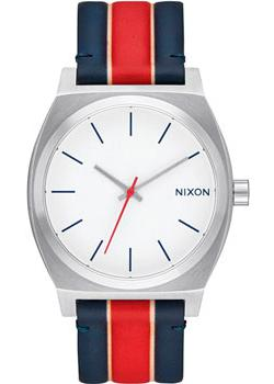 Nixon Часы Nixon A045-1854. Коллекция Time Teller часы nixon genesis leather white saddle