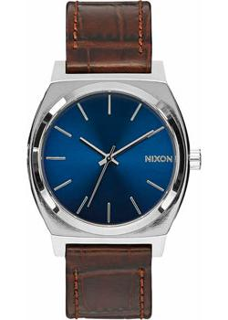 Nixon Часы Nixon A045-1887. Коллекция Time Teller часы nixon genesis leather white saddle