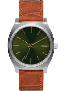 Nixon Часы Nixon A045-1888. Коллекция Time Teller часы nixon time teller deluxe leather navy sunray brow